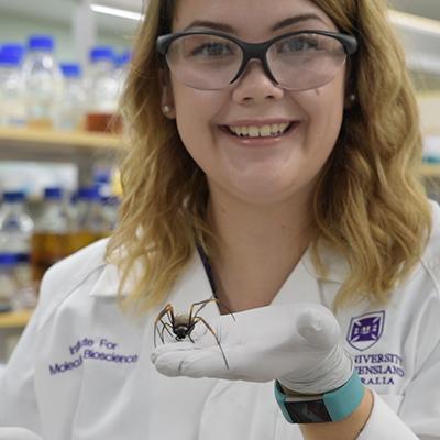 Samantha Nixon - Institute for Molecular Bioscience
