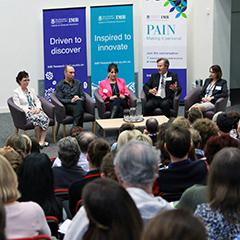 Video: free community seminar, Pain: Making it personal, hosted by the IMB Centre for Pain Research.