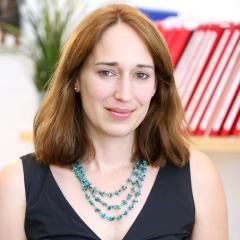 Associate Professor Irina Vetter.