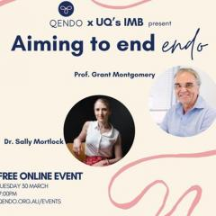 UQ's Institute for Molecular Bioscience (IMB) will be highlighting our efforts to combat endometriosis in the next Meet the Researchers.