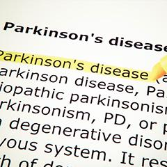 Parkinson's disease definition