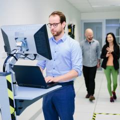 Dr Joseph Powell is part of the Human Cell Atlas Australian effort