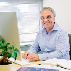 Professor Grant Montgomery