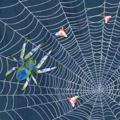 Spider silk is a bit like a cross between steel and rubber. Mai Lam/The Conversation NY-BD-CC, CC BY-SA