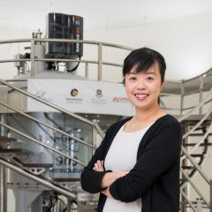 Dr Yanni Chin has been chosen as a Superstar of STEM for her research studying molecules found in venom.